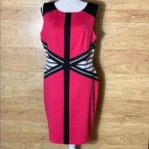 Ivanka Trump Sleeveless Dress Size 16